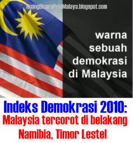 warna demokrasi malaysia