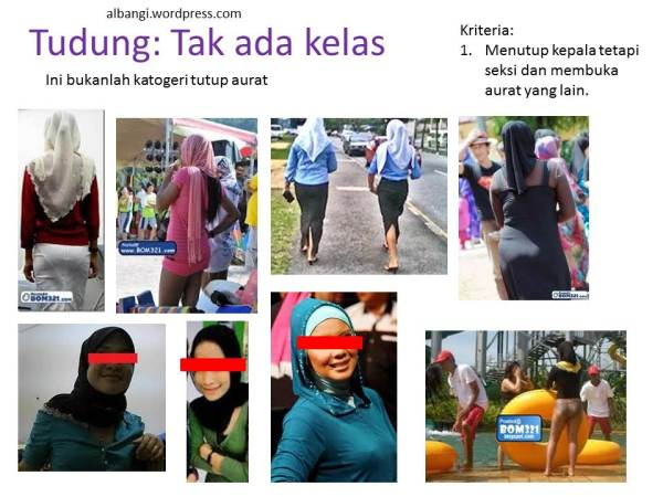 tudung vs aurat (12)