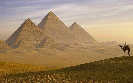 piramid sebenar